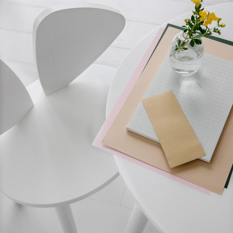 Mouse Table School White by Nofred - minifili