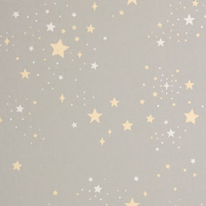Twinkle Wallpaper Mud Grey by Majvillan - minifili
