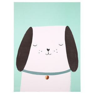 Cat & Dog Prints (set of 2) by Meri Meri - minifili