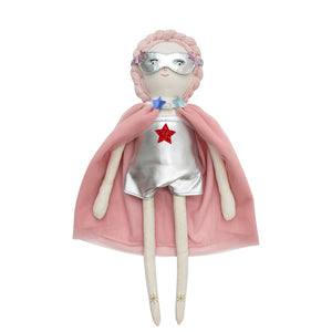 Super-Hero Dolly Dress-Up Kit by Meri Meri - minifili