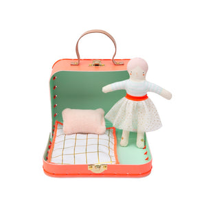 Mini Matilda Doll Suitcase by Meri Meri - minifili