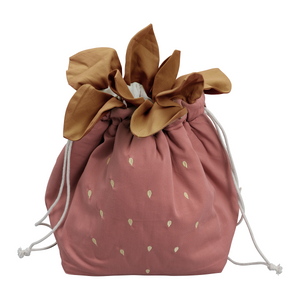 Storage Bag Strawberry by Fabelab - minifili