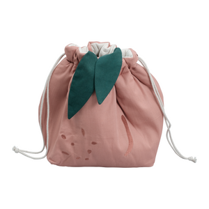 Storage Bag Peach by Fabelab - minifili