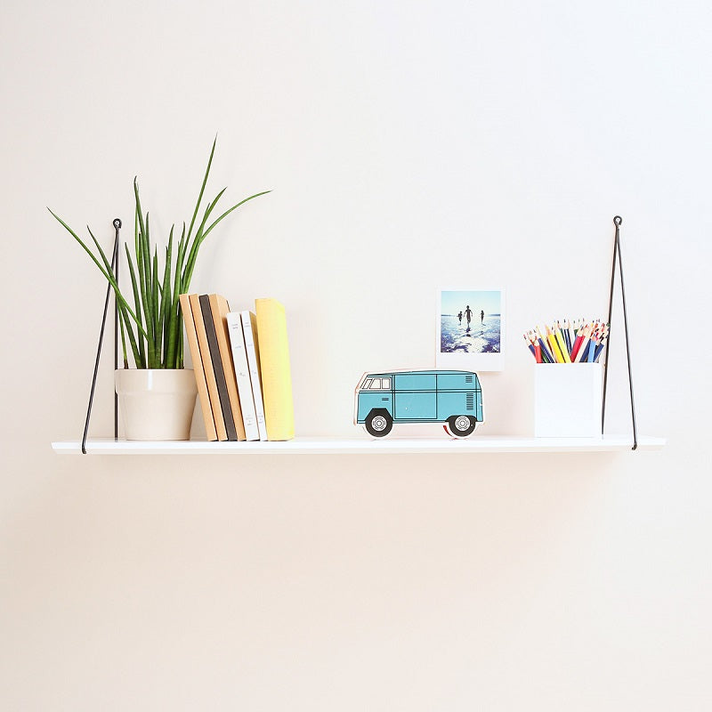 Babou Shelf White by Rose in April - minifili