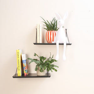 Mini Babou Shelf Black by Rose in April - minifili