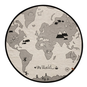 The World Rug by OYOY Mini - minifili