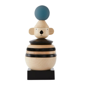 Wooden Stacking Koala by OYOY Mini - minifili