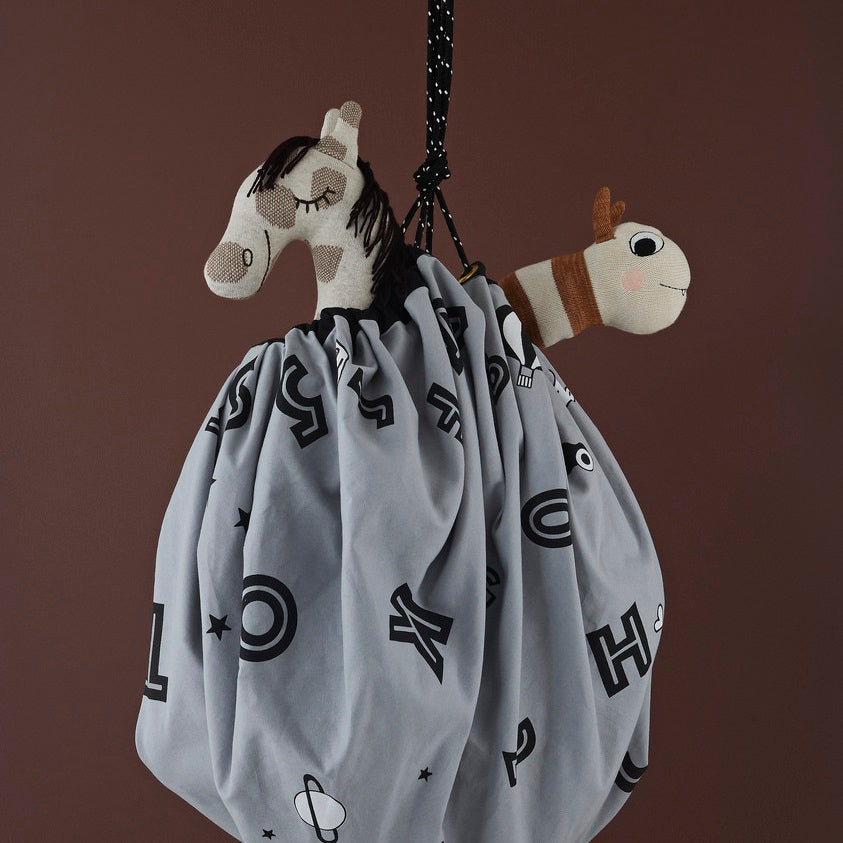 Alphabet Play Sack