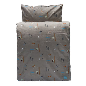 Happy Forest Bedding Set by OYOY Mini - minifili