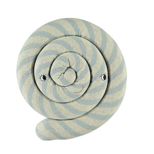 Lollipop Cushion Blue by OYOY Mini - minifili
