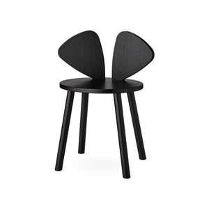 Mouse Chair School Black by Nofred - minifili