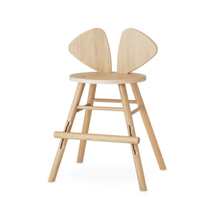 Mouse Chair Junior Oak by Nofred - minifili