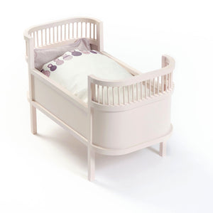 Rosaline Doll Cot Rose by Smallstuff - minifili