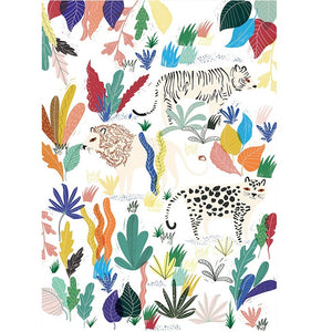 Jungle Print by Charlotte Janvier - minifili
