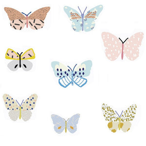 Just a Touch - Butterfly Wall Sticker by MIMI'lou - minifili