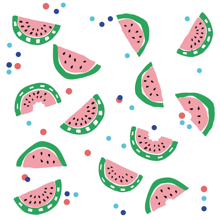 Just a Touch - Watermelon Wall Sticker