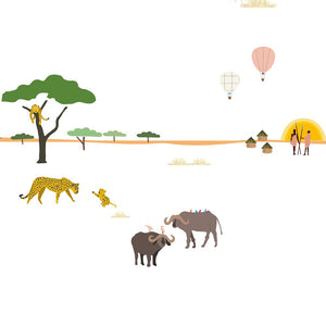 Safari Wall Decal by MIMI'lou - minifili