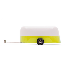Camper Trailer Yellow by Candylab - minifili