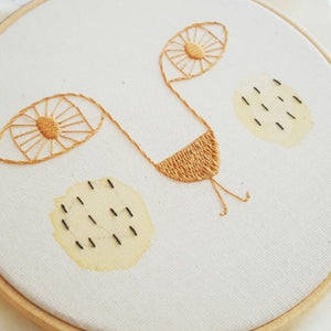 Bear Decorative Embroidery by Estudio Rio - minifili