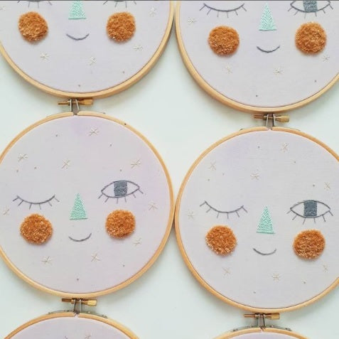 Sparkly Decorative Embroidery by Estudio Rio - minifili