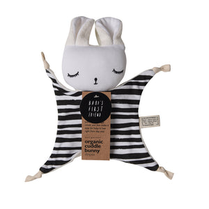 Cuddle Bunny Stripes by Wee Gallery - minifili