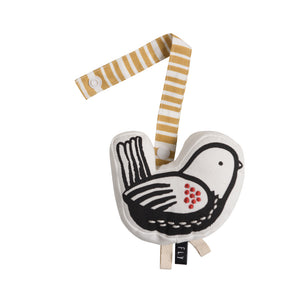 Bird Stroller Toy by Wee Gallery - minifili