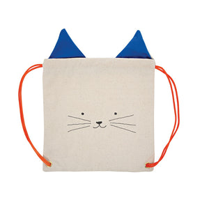 Cat Backpack by Meri Meri - minifili