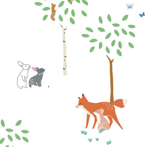 A Walk in the Woods Wall Sticker by MIMI'lou - minifili