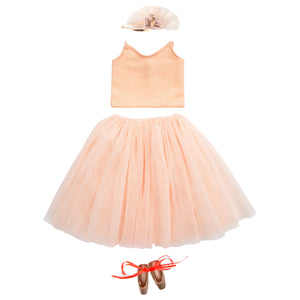 Ballerina Dolly Dress-Up Kit by Meri Meri - minifili