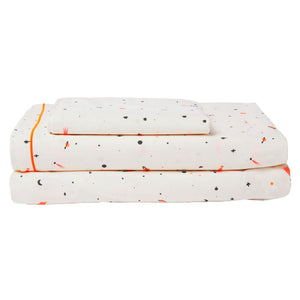 Space Twin Sheet Set by Meri Meri - minifili
