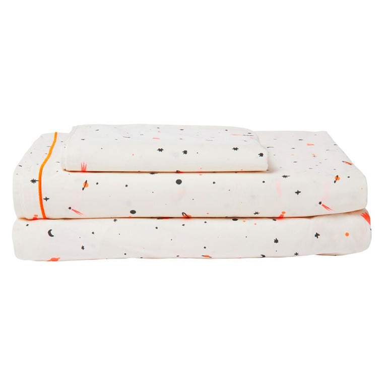 Space Twin Sheet Set