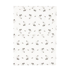 Fawn Bedding Set White by Rose in April - minifili