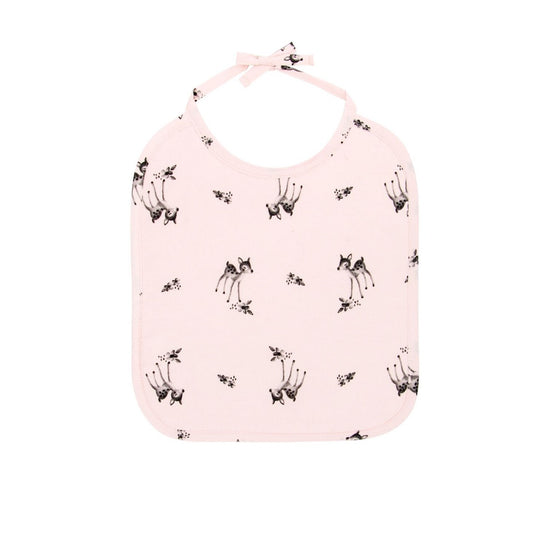 Fawn Bib Light Pink