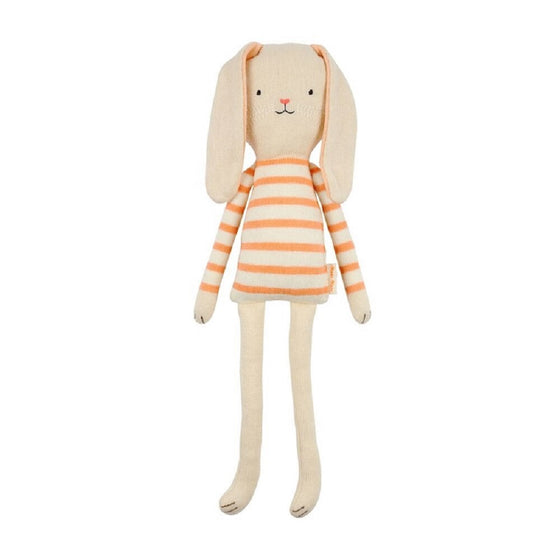 Knitted Bunny Soft Toy