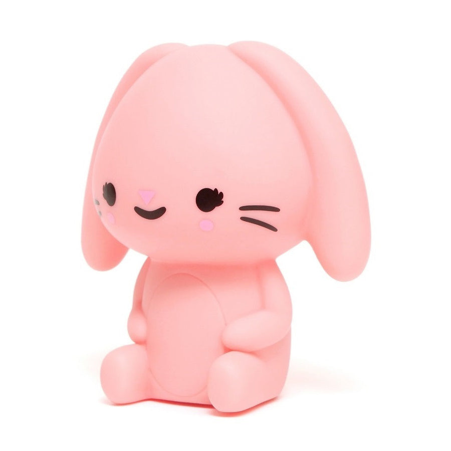 Bunny Night Light Pink by Petit Monkey - minifili
