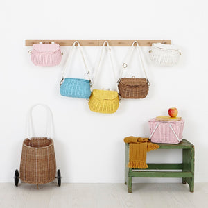 Luggy Basket Natural by Olli Ella - minifili