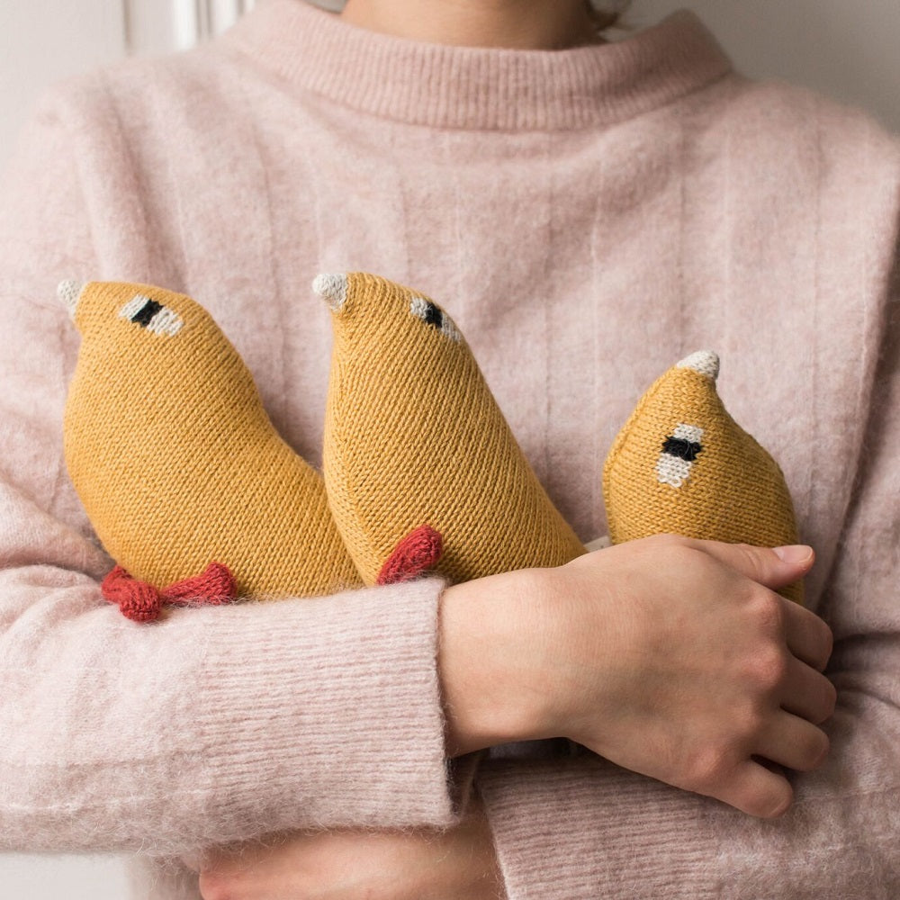 Main Sauvage - Little Chick Soft Toy
