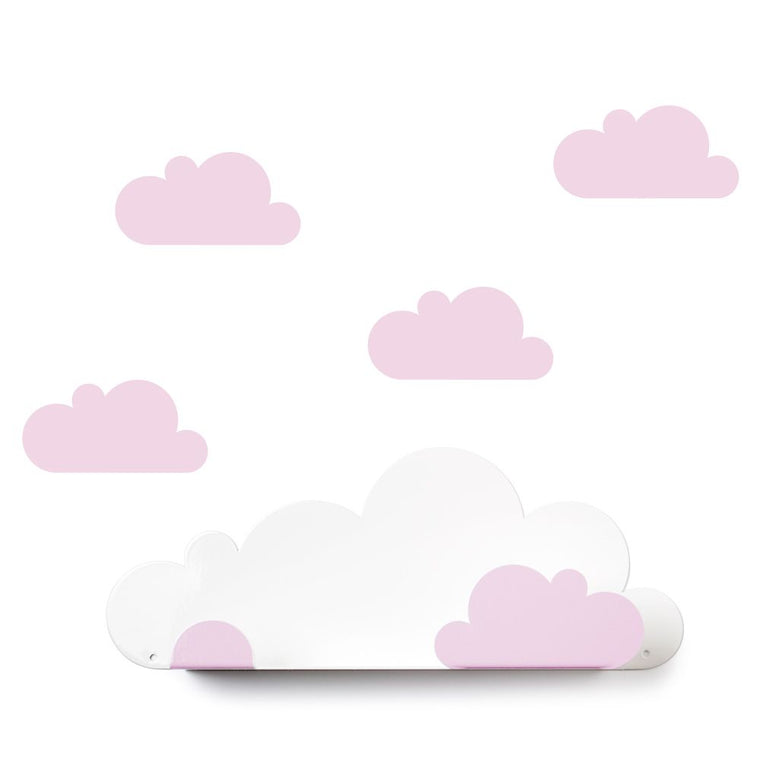 Cloud Shelf Pink