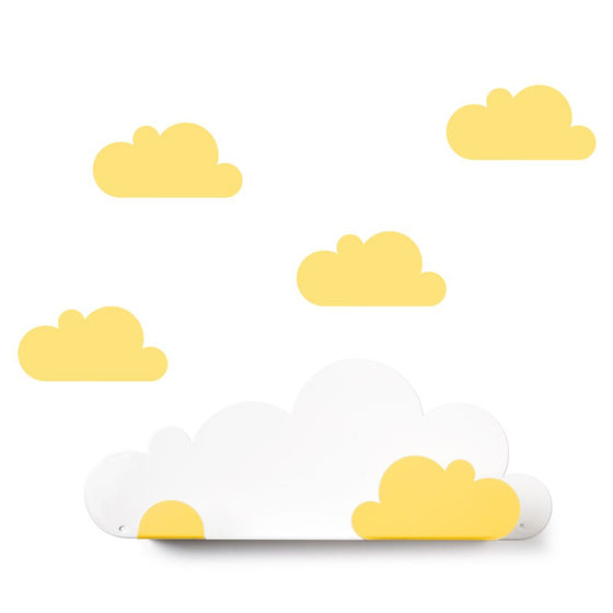 Cloud Shelf Yellow