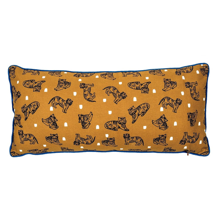Tigers Long Cushion