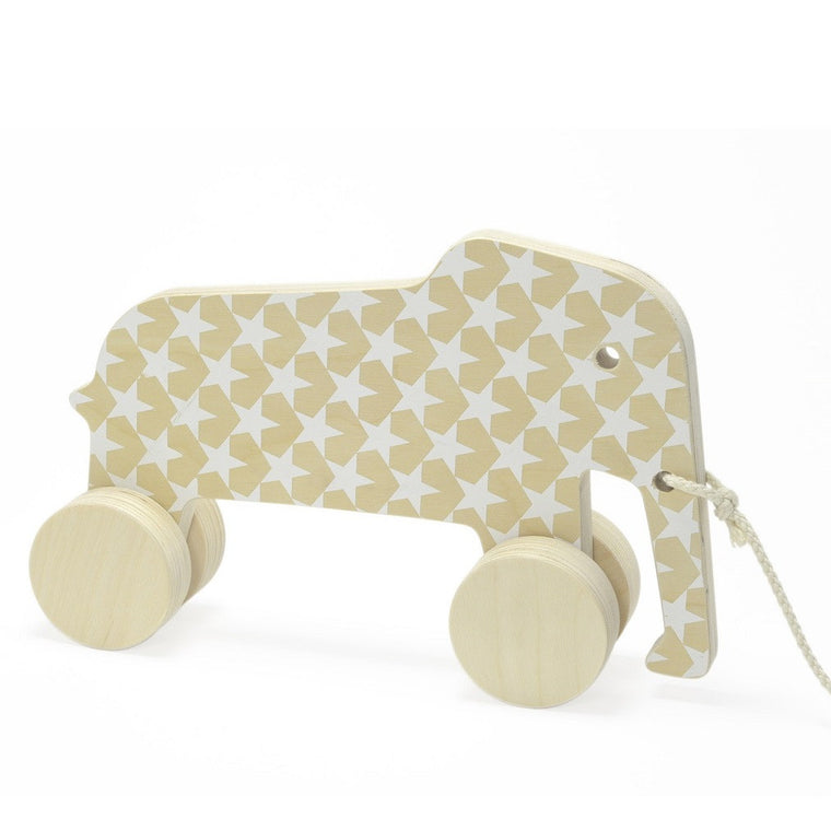 Eddy the Elephant Pull-Toy