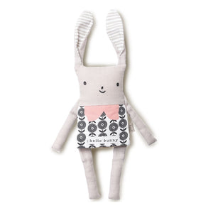 Flippy Friend Bunny by Wee Gallery - minifili