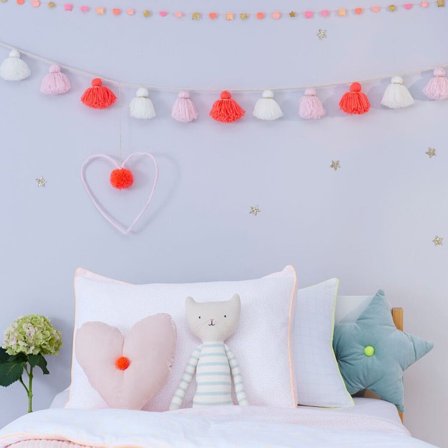 Heart Wall Decoration by Meri Meri - minifili