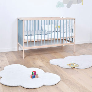 Cloud Rug Whisper White by Lilipinso - minifili