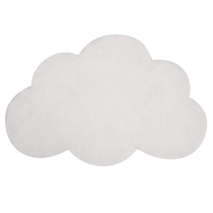 Cloud Rug Light Grey by Lilipinso - minifili