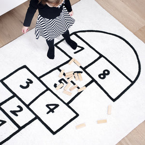 Hopscotch Rug by Lilipinso - minifili