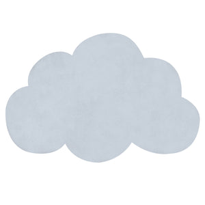 Cloud Rug Blue by Lilipinso - minifili