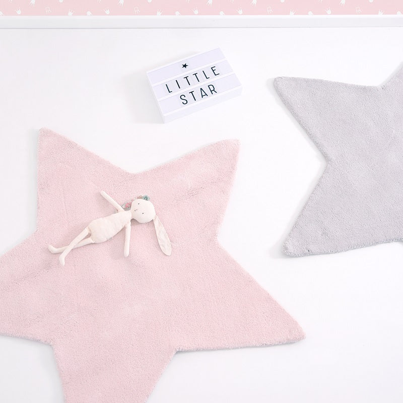 Star Rug Pink by Lilipinso - minifili