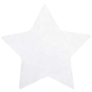 Star Rug Light Grey by Lilipinso - minifili