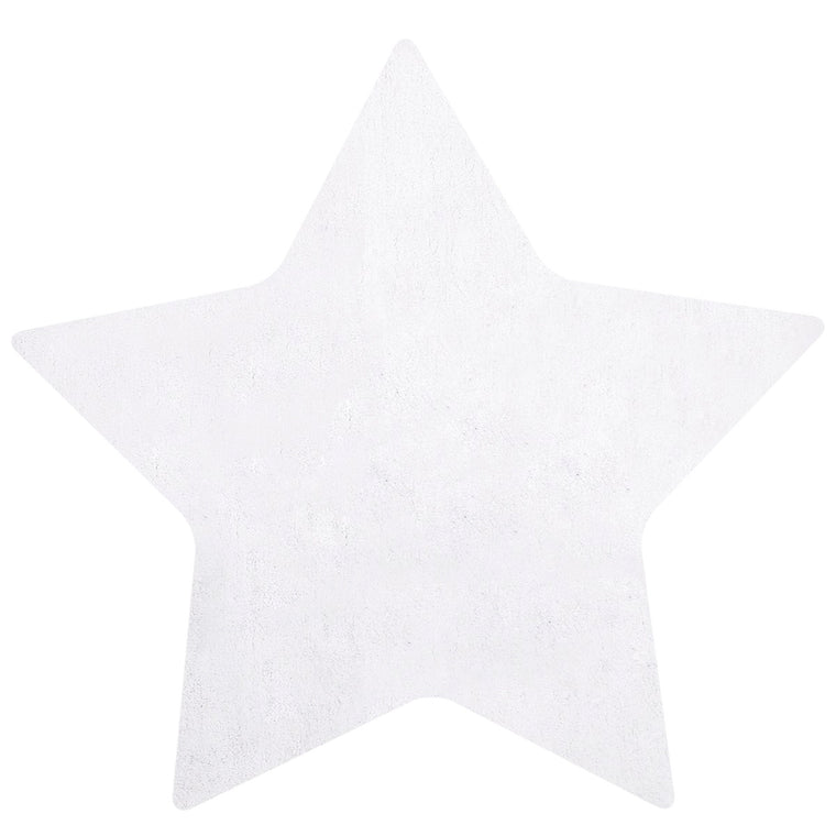 Star Rug Whisper White